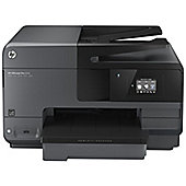 HP Officejet Pro 8615 (A4) Colour Inkjet Wireless e-All-in-One Printer (Print/Copy/Scan/Fax) 128MB (Black)