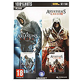 Assassin's Creed and Assassin's Creed II Double Pack PC DVD - PC