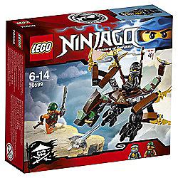 LEGO Ninjago Coles Dragon 70599