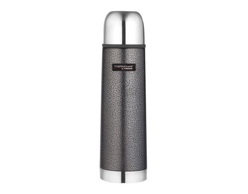 Thermos 187011 Thermocafe Hammer Stainless Steel Flask 0.5L