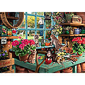 Is He Watching - 1000pc Puzzle