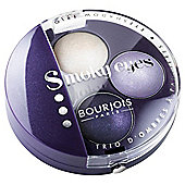 Bourjois Smokey Eyes Trio-Violet Romantic