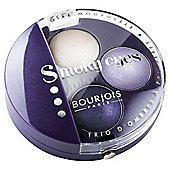 Bourjois Smokey Eyes Trio-Violet Romantic