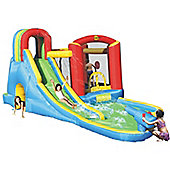 Splash Wave Fun Zone Inflatable