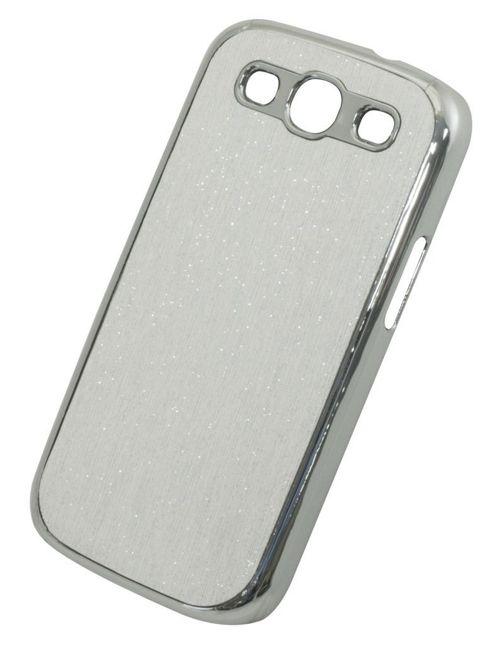 Tortoise™ Hard Case Samsung Galaxy SIII Glitter Ivory