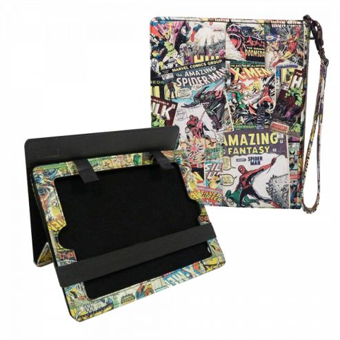 Marvel Comic Book iPad Case
