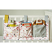 Baby Joule Clever Pockets Cot Tidy (Madhatter)