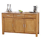 Mark Harris Verona Light Oak Large Sideboard