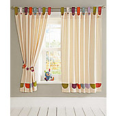 Mamas & Papas - Timbuktales - Tab Top Curtains
