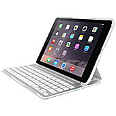 Belkin Ultimate Pro Wireless Keyboard for iPad Air 2 (White)