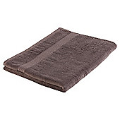 Tesco Hygro cotton Bath Sheet chocolate