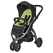 Casualplay Kudu 3 Stroller Reversible Seat unit, Apple