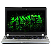 "XMG A704 17.3"" Advanced Gaming Laptop, Intel Core i5, 8GB Memory, 1TB HDD + 120GB SSD - Black"