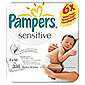 Pampers Baby Wipes Sensitive 6x56