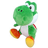 "Official Nintendo Super Mario Plush Series Stuffed Toy - 7"" Yoshi Green"