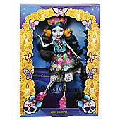 Monster High Skelita Calaveras Collector Doll