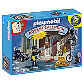 Playmobil POLICE Advent Calendar