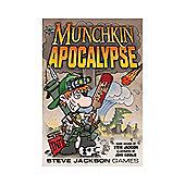 Munchkin Apocalypse - Card Game - Steve Jackson Games