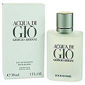 Giorgio Armani - Acqua Di Gio M Edt 30Ml Spray Eau De Toilette Male
