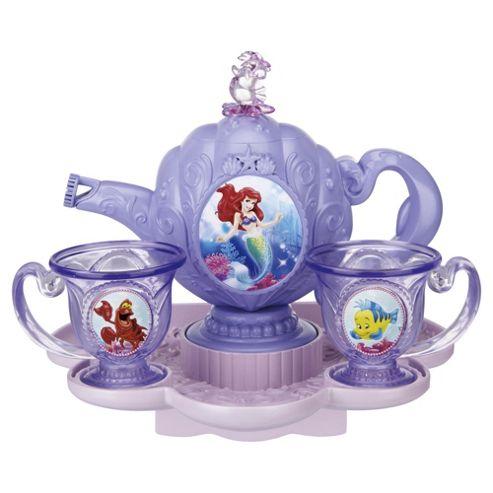 Disney Princess Ariel's Bubble Blowing Teaset