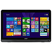 Acer Aspire ZC-606 (19.5 inch) All-in-One PC Celeron (J1900) 2GHz 4GB 500GB DVD WLAN Windows 8.1 64-bit with Bing (Integrated Graphics)