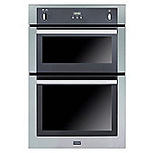 Stoves SGB900PS Double Gas Oven Stainless Steel