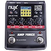 Nux Amp Force Digital Effects Pedal