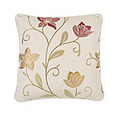 Rectella Canterbury Autumn Corded Cushion Cover -43x43cm