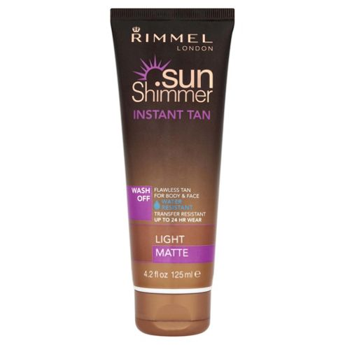 Sunshimmer Ins Tan Make Up Lght Matte 125Ml