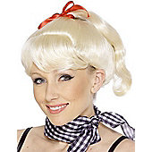 Official Grease Sandy Ponytail Wig