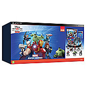 Disney Infinity 2.0 Marvel Collectors Edition PS3