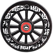 Madd Gear MGP Pro Wheel 100mm inc Bearings - Black