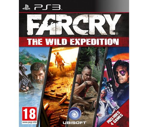 Far Cry Wild Expedition