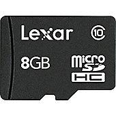 Lexar 8 GB microSDHC