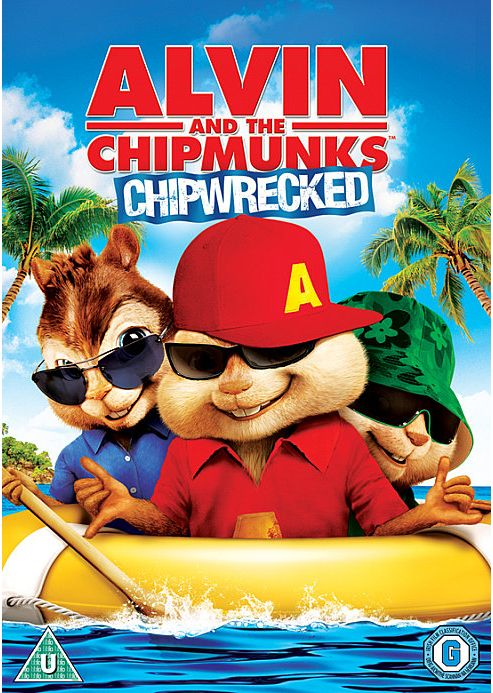 Alvin And The Chipmunks - Chipwrecked