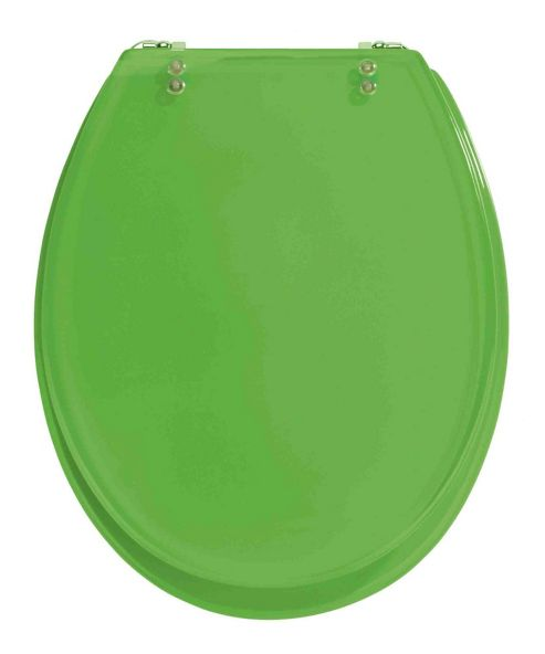 Wenko Toilet Seat in Tropical - 37.4cm W x 44cm D