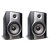 M-Audio BX8 Carbon - Pair, Studio monitors for music production and mixing.