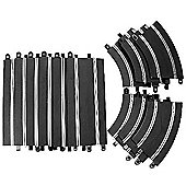Scalextric Sport Track C8205 6X And C8206 6X Sport Pack
