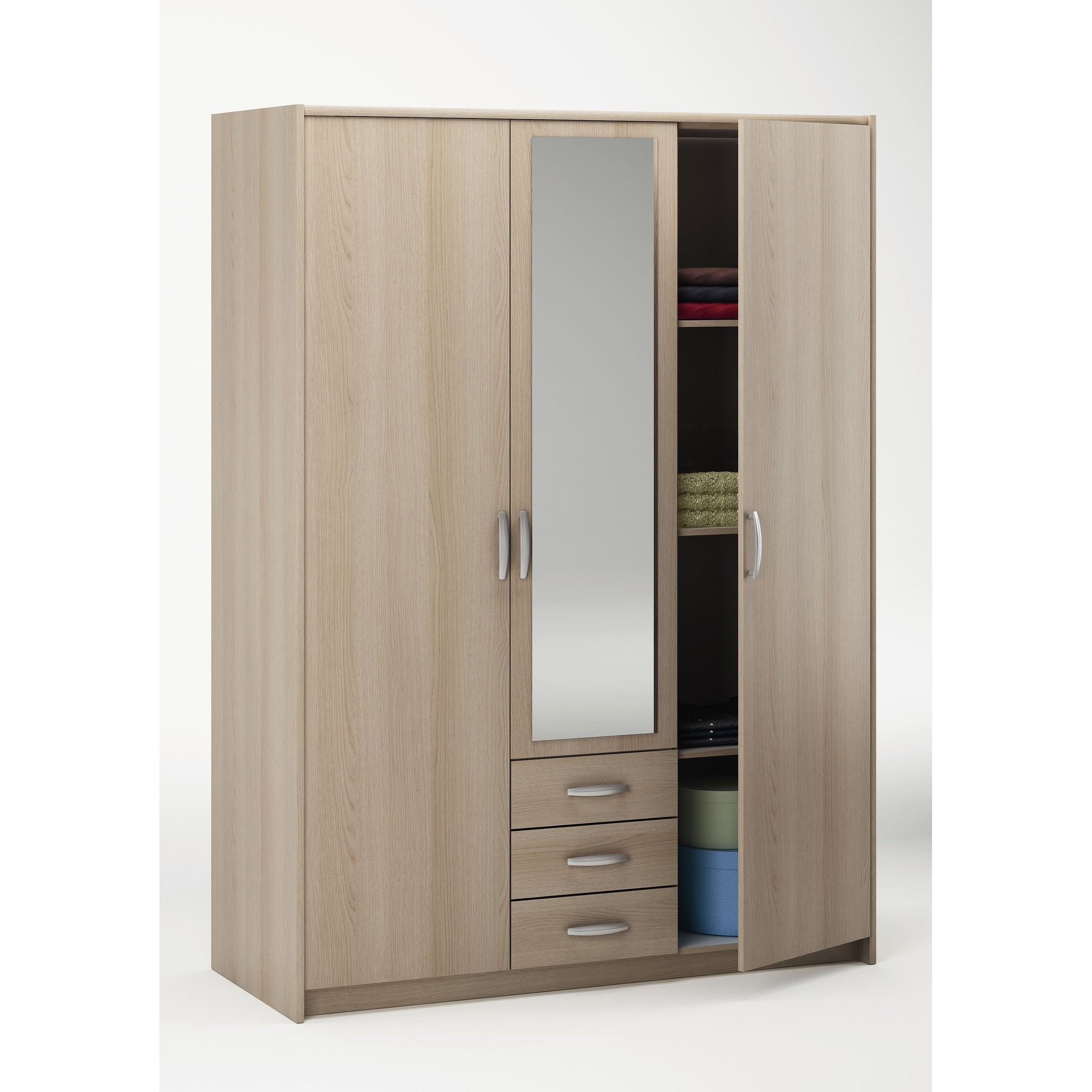 Altruna Elmont Wardrobe at Tesco Direct