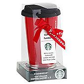 Starbucks Tumbler and Coffee Set
