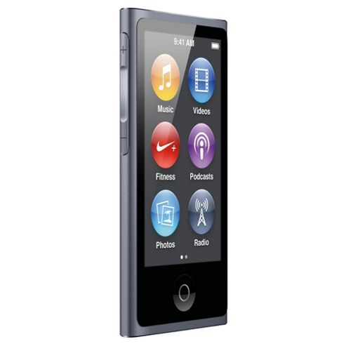 Apple iPod Nano 7th Generation, 16GB, Slate
