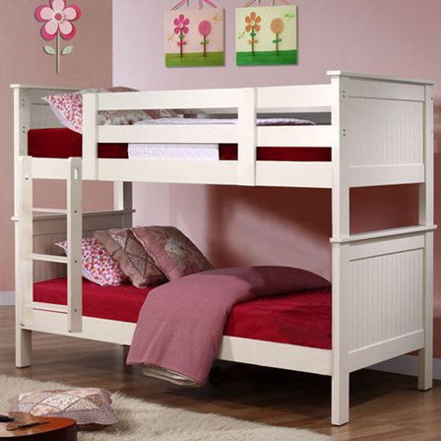 Buy murphy bunk bed white from our kids bunk beds range tesco