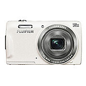 Fujifilm FinePix T500 (16MP) Digital Camera 12x Optical Zoom 2.7 inch LCD (White)