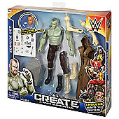 WWE Create-a-Superstar Undertaker Frankenstein Figure