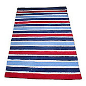 Stripy Children's Rug