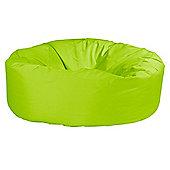 Big Bertha Original™ Indoor / Outdoor Jumbo Pouffe Bean Bag - Lime