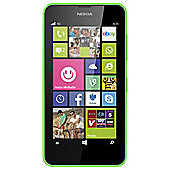 Tesco Mobile Nokia Lumia 635 Green