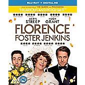 Florence Foster Jenkins Blu-ray
