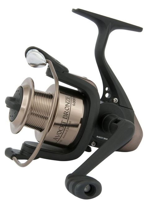 Mitchell Avocet Bronze 3 6000 Front Drag Reel - Capacity 160 m. 0.2.