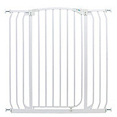 Emmay Care Safety Gate 1m(h) Extra Wide - White